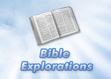 Bible Explorations Live with DVR