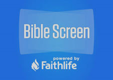 Bible Screen - Watch Live